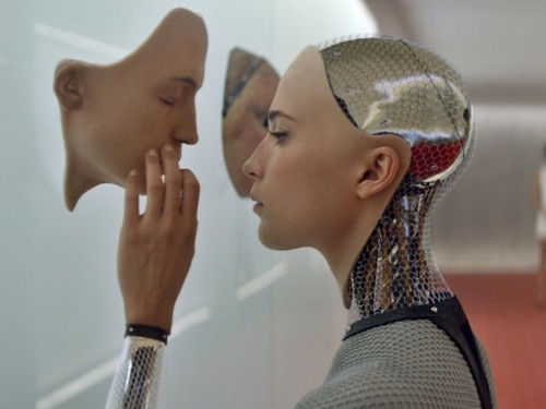 Here's how the robot in 'Ex Machina' was created for a film with a budget of just £10 million