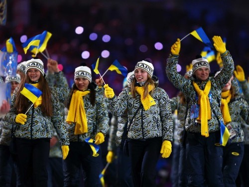 More Than Half Of The Ukrainian Olympic Team Has Left Sochi In Protest [REPORT]