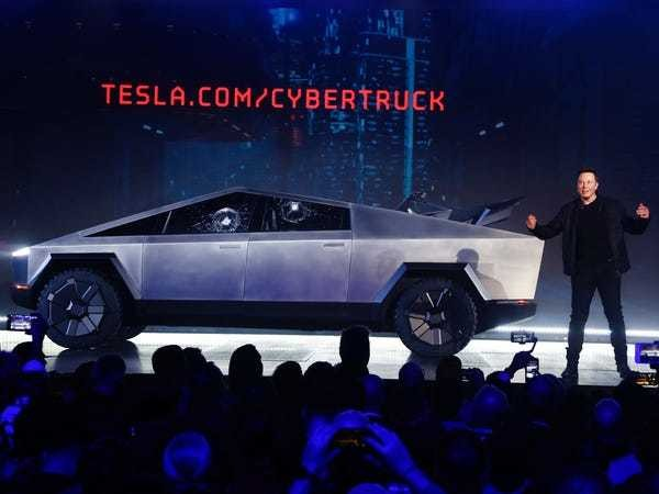 Tesla Cybertruck is getting roasted on Twitter for its design - Business Insider