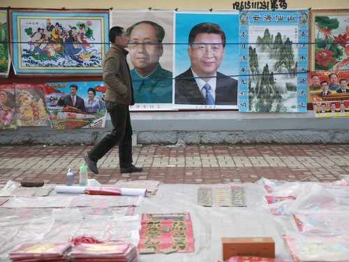 'The fate of the Communist Party' depends on China's next economic moves