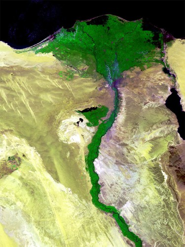 10 Views Of Earth From Europe's Tiny New Satellite