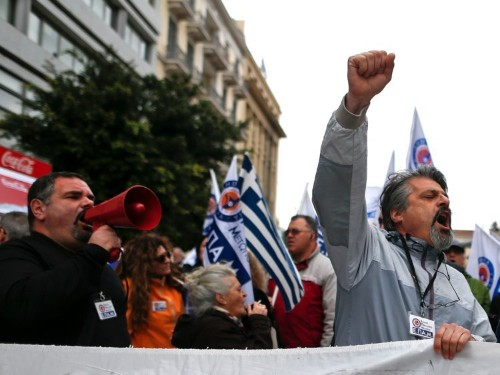 Greece could face even more unrest