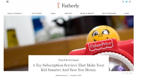 One of Thrillist's first employees got $2M to launch a new parenting site for guys