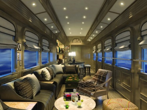 South America is getting its first luxury sleeper train — and it will be one of the highest train journeys in the world