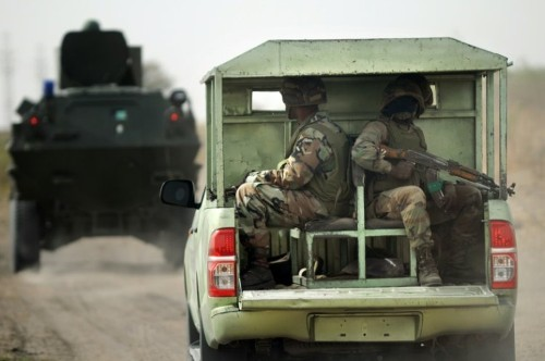 Eight killed in NE Nigeria suicide bombing: relief agency