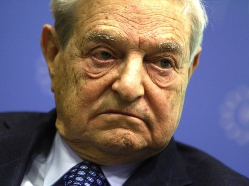GEORGE SOROS: Europe's Nightmare Is Getting Worse, And Only Germany Can Make It Stop