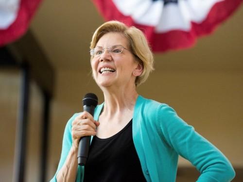 How Elizabeth Warren became a US Senator and presidential candidate