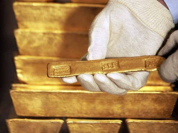 The 'mother of all bubbles' keeps gold in focus