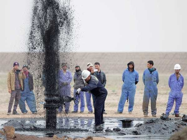 New drilling technology will create an explosion of oil - Business Insider