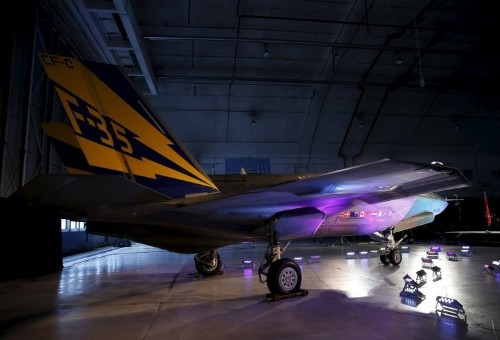 US Air Force confirms sending Lockheed F-35 jets to UK air shows