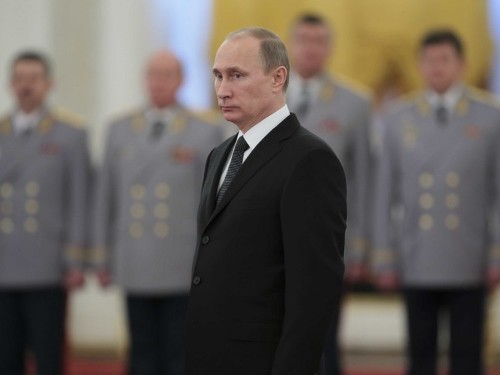 A 2008 Pentagon think-tank study claimed Putin has Asperger's syndrome