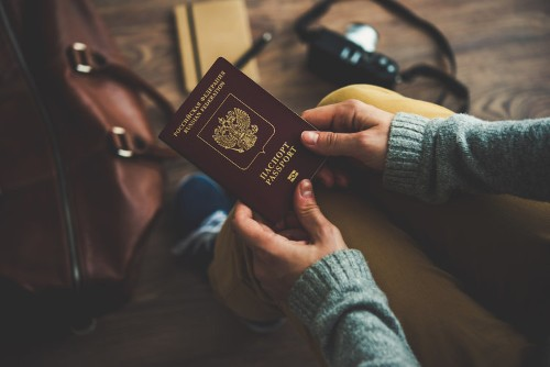 This simple trick can stop you from losing your passport, according to a flight attendant