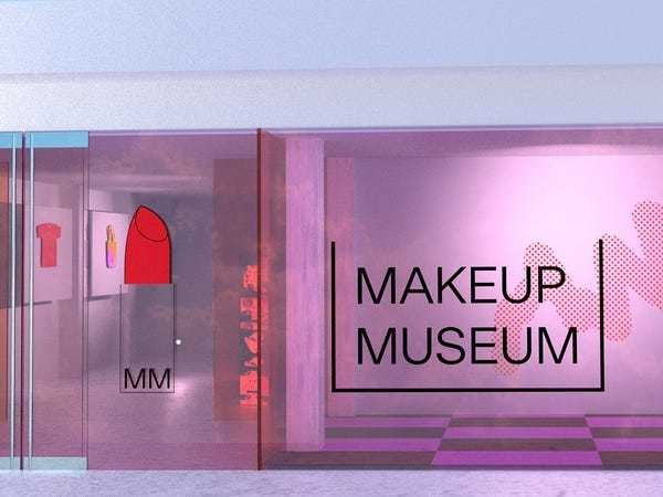The world's first museum dedicated to makeup is coming to New York City in 2020 - Business Insider