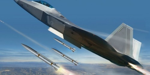 A top US arms maker is building a lightweight, drone-killing missile to pack onto fighter jets