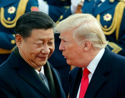 Trump to meet with China's Xi Jinping at the G20 in make or break trade-war showdown