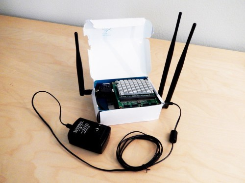 A project to build a $200 DIY Wi-Fi router to help whistleblowers hide online just disappeared under bizarre circumstances