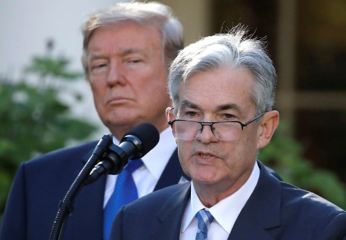 Trump reportedly considered replacing Fed Chairman Jerome Powell with Kevin Warsh