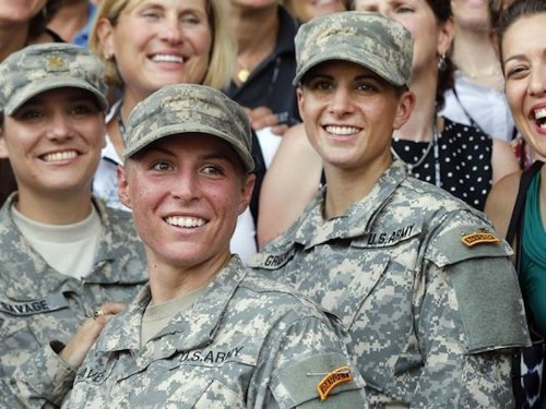 These 2 badass female Army Rangers just made history — here's the grueling training they endured