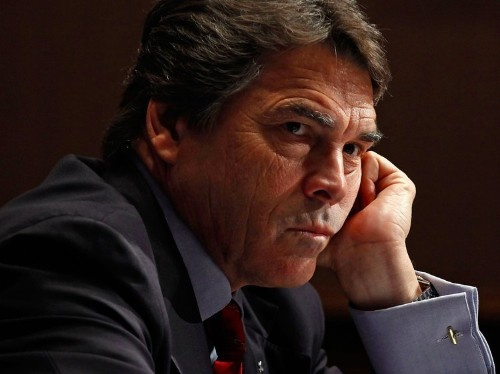 Rick Perry calls on Donald Trump to withdraw from the presidential race