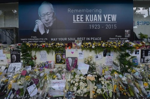 Singapore honours Lee with grand state funeral