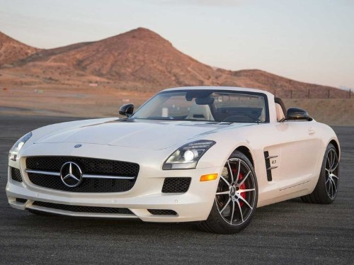 Mercedes-Benz Exec: Hybrids Will Dominate Diesels As Performance Cars