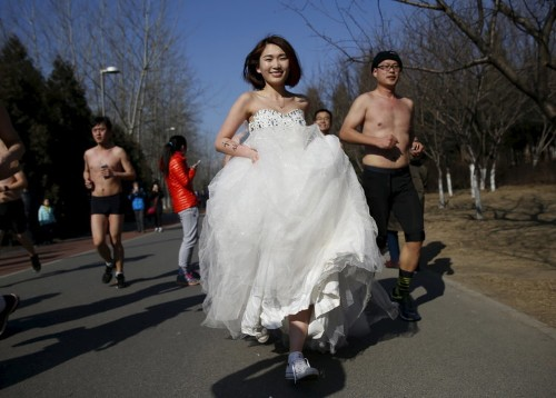 Gender inequality is crushing China's marriage rate