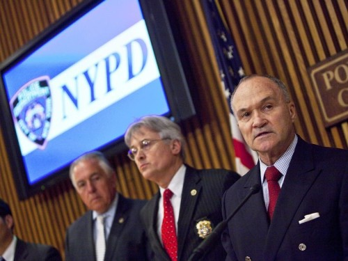NYC Mayor Vetoes Bills Attempting To Limit Controversial 'Stop And Frisk' Searches By Police