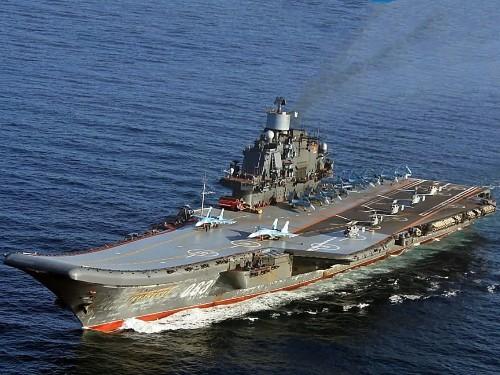 Tour Russia Admiral Kuznetsov worst aircraft carrier shipyard accident - Business Insider