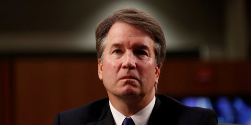 Former classmate reportedly told FBI of another Kavanaugh allegation