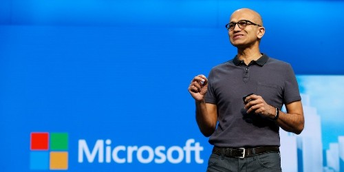 Microsoft hits record high after announcing $40 billion stock buyback plan, dividend boost (MSFT)