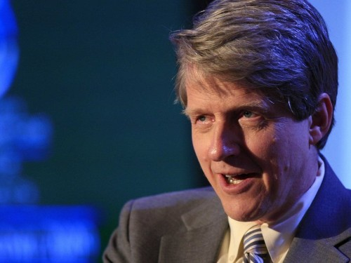 ROBERT SHILLER: Forget Bitcoin, Here's The Real Way Technology Can Revolutionize Money