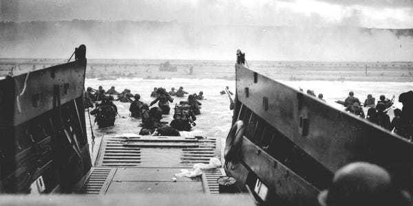 75th anniversary of D-Day invasion of Europe in World War II - Business Insider