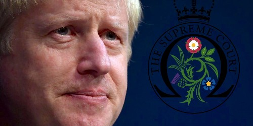 Supreme Court says Boris Johnson suspending parliament was illegal