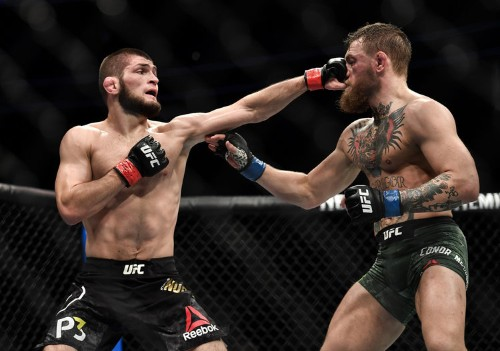 Khabib Nurmagomedov responded to Conor McGregor's shock retirement by saying 'there can be only one king in the jungle'