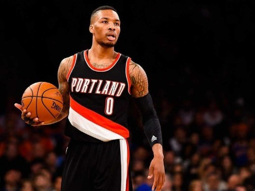Damian Lillard Spent The Summer Training In The Mountains After Getting Cut By Team USA — Now He's Dominating The NBA