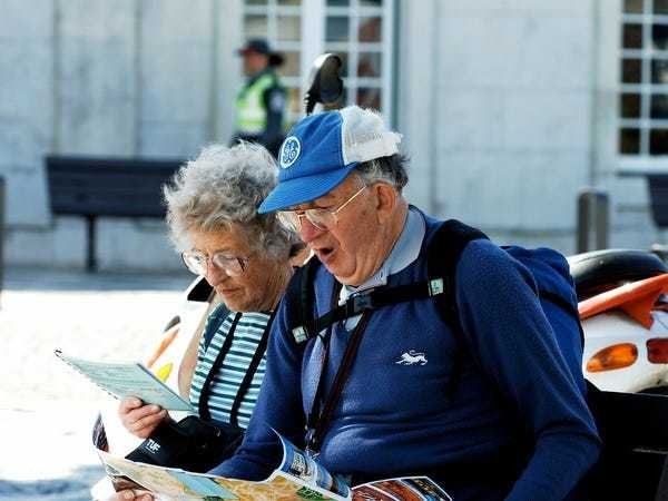 The average retirement age has declined over the last 100 years - Business Insider