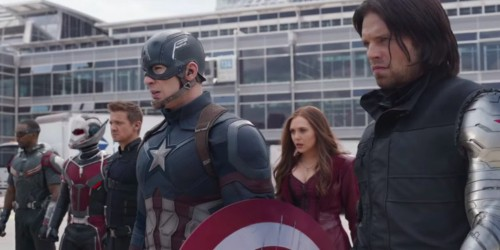 The new Captain America movie has the 5th best opening ever at the box office