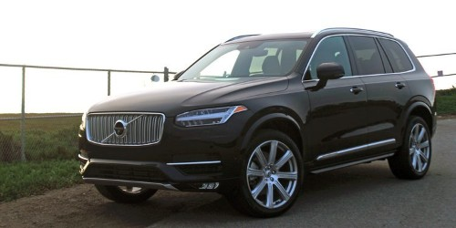 Here's why Volvo's brand-new luxury SUV is one of the most advanced vehicles on the road