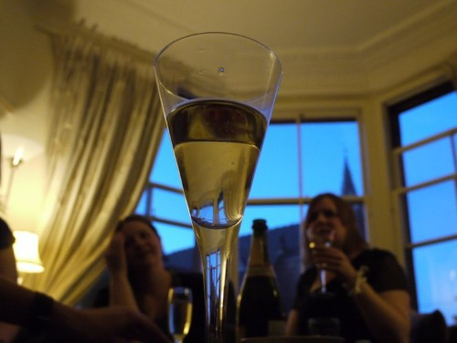 The biggest differences between Champagne and other types of sparkling wine