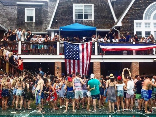 Hedge funder is fired after massive Hamptons party that got him banned from Airbnb