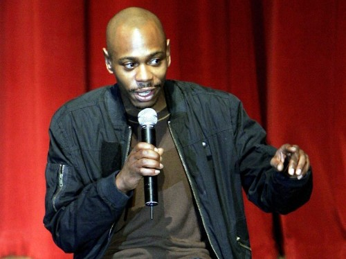 Dave Chappelle Walked Off Stage After Being Booed For Entire Stand-Up Show In Connecticut