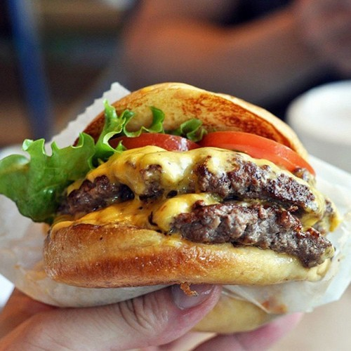 Shake Shack sinks after same-store sales whiff