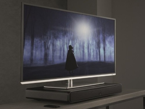 I stand by this $349 sound bar as the only speaker you need to build out a complete home theater system