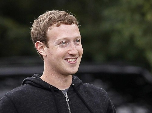 Here's how billionaire Mark Zuckerberg defines happiness