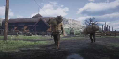 'Red Dead Redemption 2' player follows NPCs for a full day: VIDEO