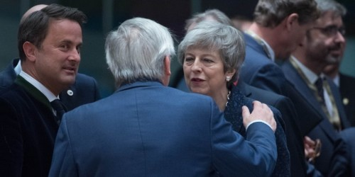 The EU gives the UK a short Brexit delay to avoid a no-deal exit