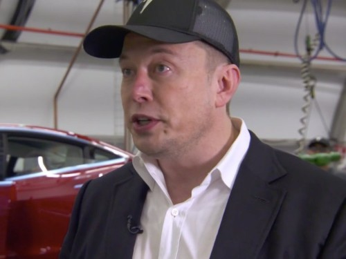 Elon Musk emails Tesla workers about cutting delivery costs