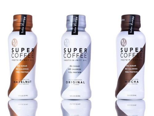 This energy drink uses coffee, coconut oil, and lactose-free whey to keep caffeine jitters and sugar crashes at bay — and it actually tastes good