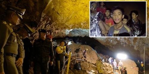 Thai soccer team given ketamine, xanax, atropine before rescue: BBC