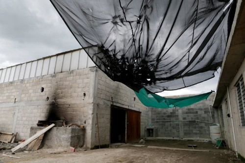 REVEALED: The prison-escape route of the world's most notorious drug lord